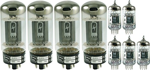 - Vacuum Tube Set for ENGL Special Edition E670, Tube Amp Doctor brand tubes