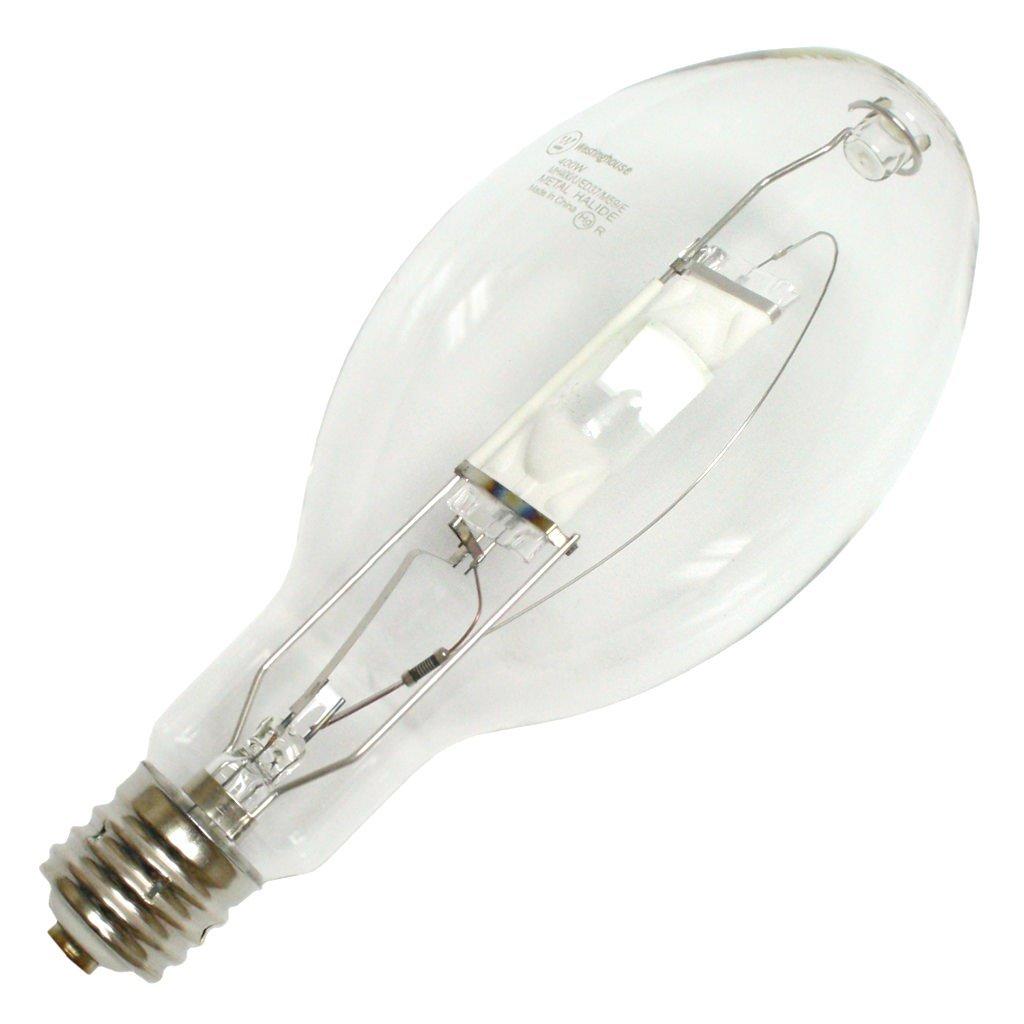 Westinghouse 3702400, 400 Watt E39 Mogul Base, M59/E ANSI ED37 Metal Halide HID Light Bulb