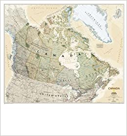 Canada executive laminated wall maps countries regions sheet map canada executive laminated wall maps countries regions sheet map common amazon by author national geographic maps libros gumiabroncs Image collections