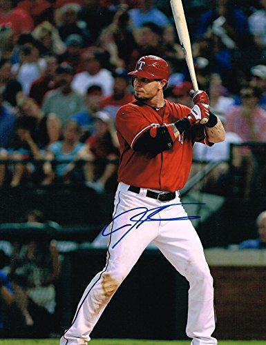 Josh Hamilton Signed Photograph - 11X14 COA - Autographed MLB Photos (Josh Hamilton Photograph)