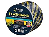 Evo-Stik Roll Grey Flashband 50mm x 10m 196506