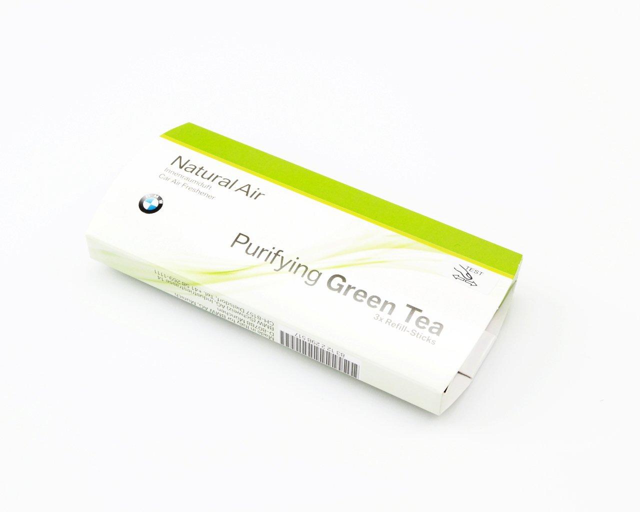 BMW Natural Air car air freshener - Refill Kit Green Tea