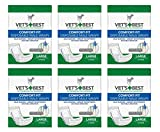 Vet's Best Comfort-Fit Disposable Male Wraps Large (6x12ct) (72 Count)
