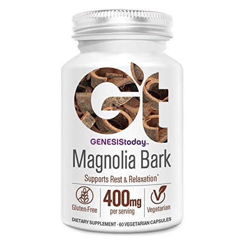 Genesis Today Magnolia Bark Supplement