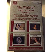The Works of Jane Austen: Volume 2: Sense and Sensibility/Persuasion/Pride and Prejudice/Lady Susan