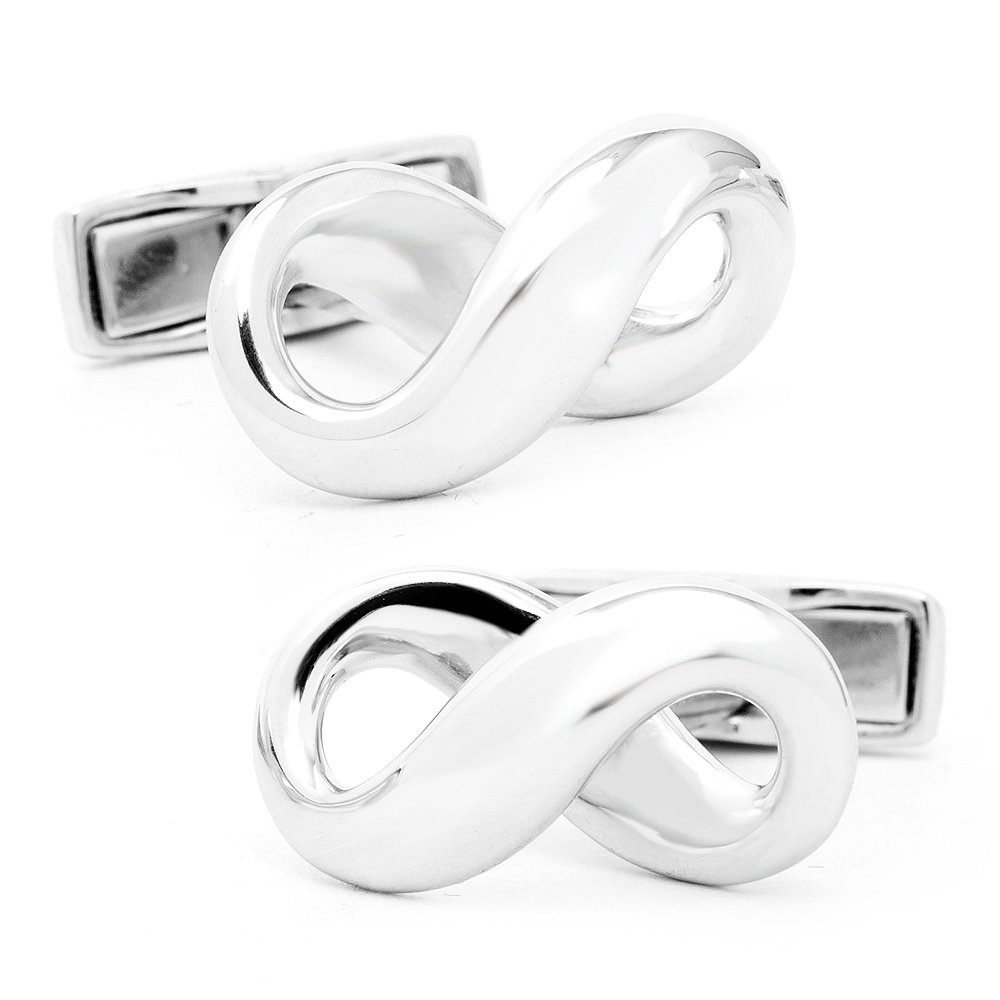Ravi Ratan Infinity Symbol Cufflinks