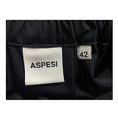 con D307 vita blu H504 cotone elastico 100 in ASPESI gonna donna mod fnpxaT