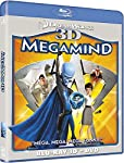 Cover Image for 'Megamind Blu-ray +DVD Combo'