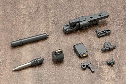 Weapon Unit 03 Folding Cannon Model Kit Accessory Kotobukiya Modeling Support Goods Multicolor