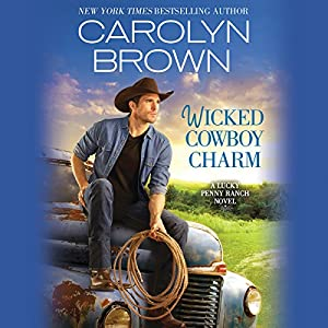 Wicked Cowboy Charm Audiobook