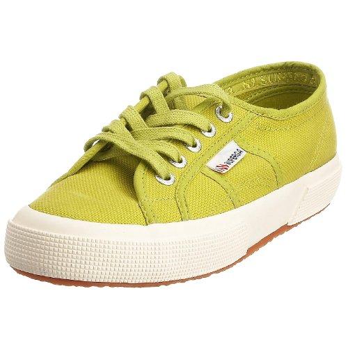 Superga 2750 Cotu Classic, Zapatillas Unisex Verde (Apple Green)