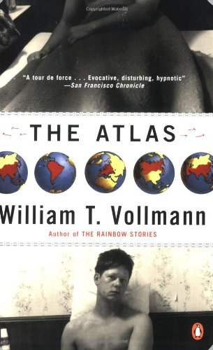 Book cover for The Atlas