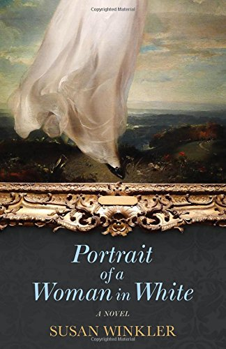 Black White Portraits Women (Portrait of a Woman in White: A Novel)