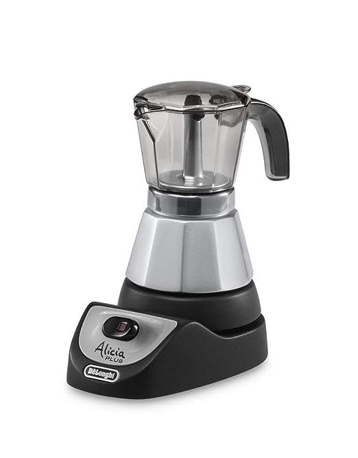 DeLonghi Alicia EMKM 4 - Cafetera independiente, semi-automática ...