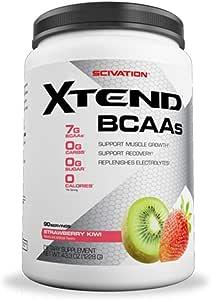 Scivation Xtend Bcaas Strawberry Kiwi (1228g)