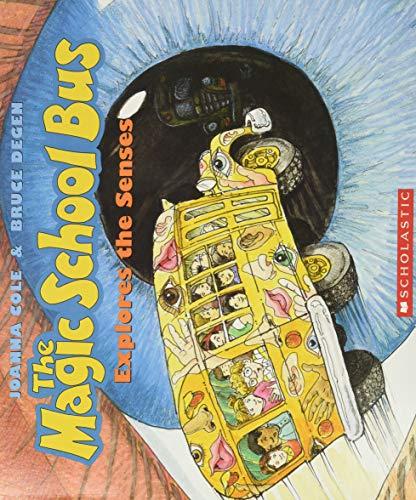 Book : The Magic School Bus Explores the Senses - Joanna ...