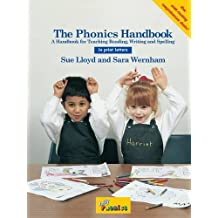 The Phonics Handbook: in Print Letters (BE)