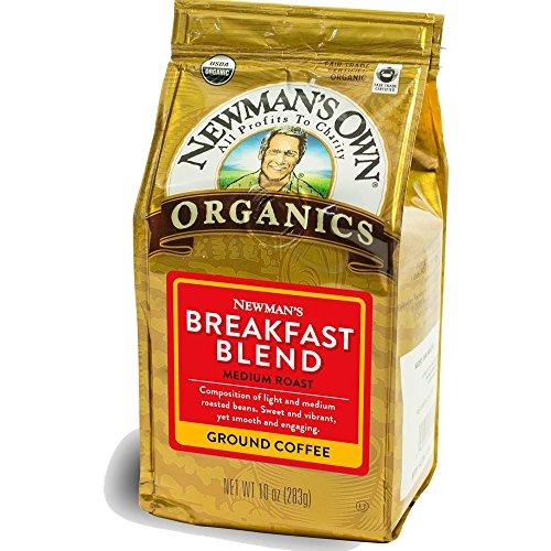 Organic Coffee Breakfast Blend - 9
