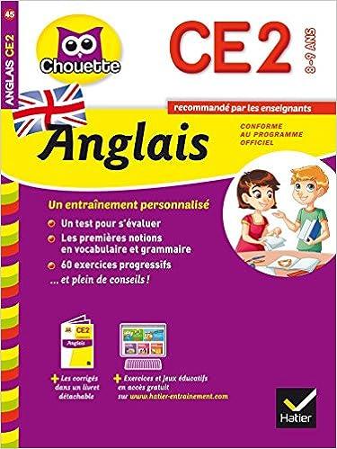 Téléchargez des livres à partir de google ebooks Anglais CE2 PDF