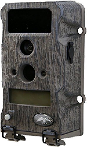 BA PRODUCTS Blackout 8 Wildgame with Bark Texture 8.0 MP Invisible LED Game Camera