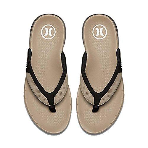 Hurley Khaki Sandals Phantom Men's Free rxzSrp