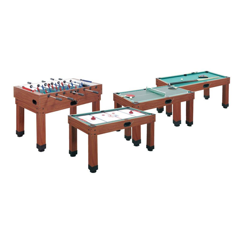 MULTI 9 - Multigame Spieltisch - teleskopstangen