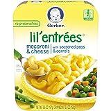 Gerber Graduates Lil' Entrees, Macaroni and Cheese, 6.6 oz