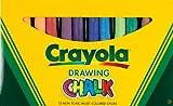#9: Crayola Non-toxic Chalkboard Chalk  (510403)