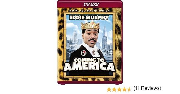 Coming to America [HD DVD] by Eddie Murphy: Amazon.es: Eddie Murphy, Arsenio Hall, James Earl Jones, John Amos, Madge Sinclair, John Landis: Cine y Series ...