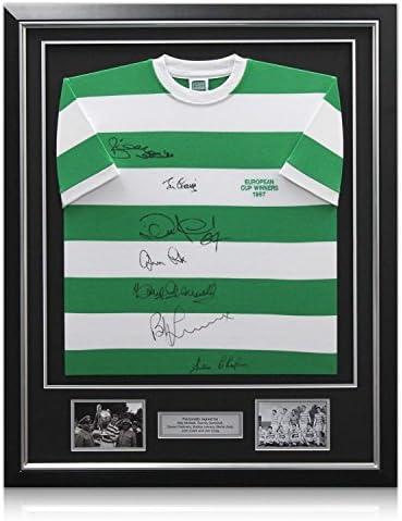 Firmado Camiseta Celtic Football