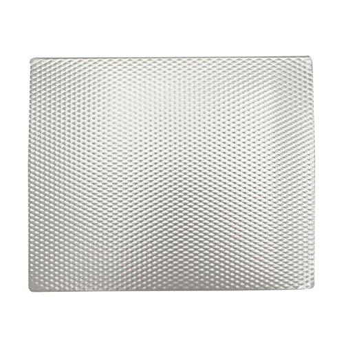 Range Kleen SM1417SWR Silver Counter Mat, 14 x 17 (Range Kleen Ceramic Range)