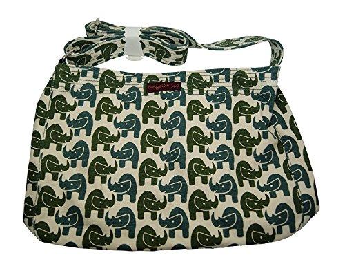Bungalow360 Messenger Bag - Rhino 60330