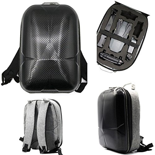 Creazy-Hard-Shell-Carrying-Backpack-bag-Case-Waterproof-Anti-Shock-For-DJI-Mavic-Pro