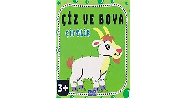 Ciz Ve Boya Ciftlik Kolektif 9786053032656 Amazon Com Books