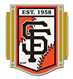 WinCraft MLB San Francisco Giants 15408215 Collector Pin Jewelry Card