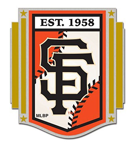 WinCraft MLB San Francisco Giants 15408215 Collector Pin Jewelry - Giants Pins Francisco San
