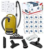Miele Complete C3 Calima Canister HEPA Vacuum Cleaner + STB 305-3 Turbobrush Bundle