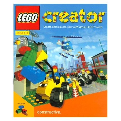 Lego Creator Jewel Case PC