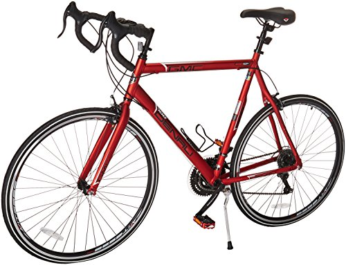 GMC Denali Road Bike, Red, 63.5cm/Large