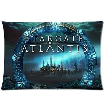 Amazon.com: Buen diseño Stargate Atlantis diseño de la funda ...