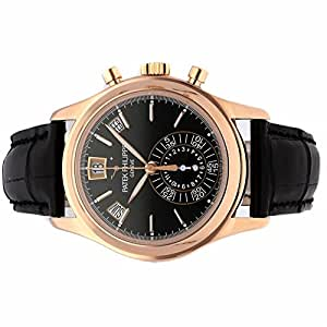 Patek Philippe Complications automatic-self-wind mens Watch 5960R-010 (Certified Pre-owned)