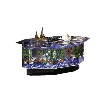 Aqua mesa de café 28 L Acuario: Amazon.es: Productos para mascotas