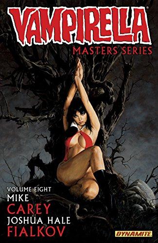 Vampirella Masters Series Vol. 8: Mike Carey with Joshua Hale Fialkov