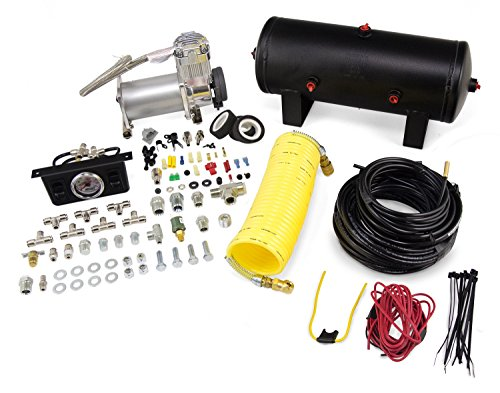AIR LIFT 25572 Air Compressor Kit