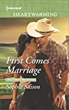 First Comes Marriage (Welcome to Bellhaven)