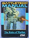 The Battletech Manual, , 1555600441
