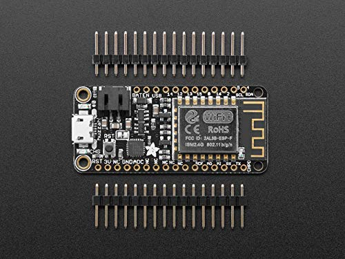 Adafruit 2821 Feather HUZZAH with ESP8266 Wi-Fi