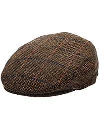 3af5baea hats Men's Premium Wool Blend Classic Flat IVY newsboy Collection Hat
