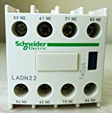LADN22 AC contactor auxiliary contact block