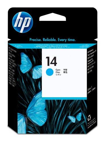 HP C4921A OEM - No. 14 cyan Printhead
